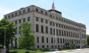 Southern District Of Iowa United States District Court - Us district court areas map